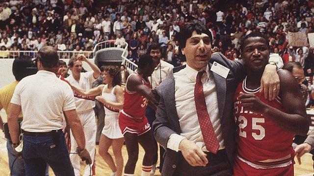 nc state wolfpack 1983